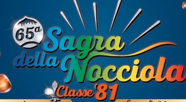 """Caprarola, al via la 65esima """"Sagra della Nocciola"""""""