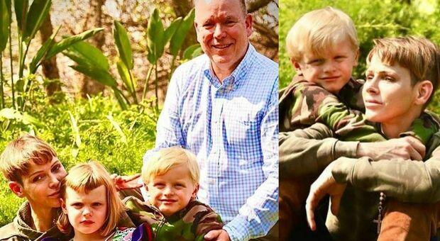 Charlene di Monaco, il commovente abbraccio con Alberto e i figli dopo 3 mesi: «Che emozione!»