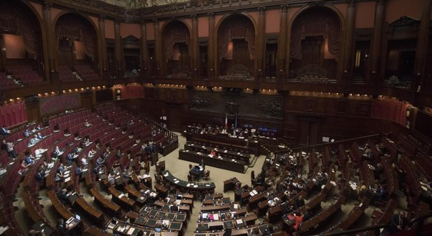 presenze in parlamento fontana pd la stachanovista