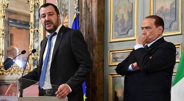 Berlusconi-Salvini, nelle Regioni scatta la battaglia sulla legge elettorale