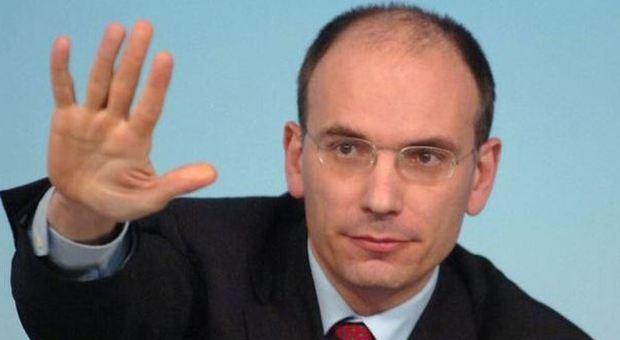 Enrico letta si dimette dal parlamento la notizia in for Diretta dal parlamento