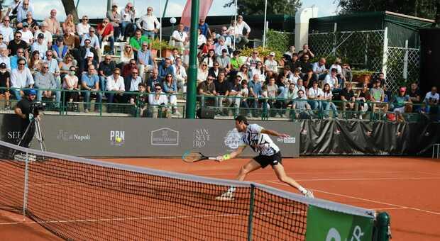 L'azzurro Andrea Pellegrino in finale, sfiderà l'olandese Griekspoor che ha battuto il n.1 Stefano Travaglia