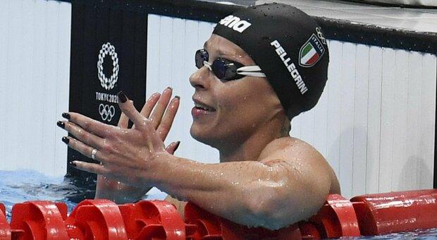 Federica Pellegrini: «È stato un bel viaggio, me la sono goduta». E si commuove