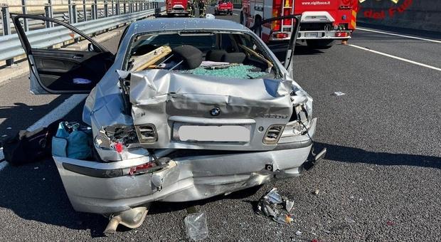 Incidente sul passante di Mestre: due persone ferite gravemente. Code in direzione Trieste
