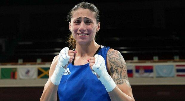 Olimpiadi, Irma Testa nella storia: è la prima medaglia della boxe femminile italiana