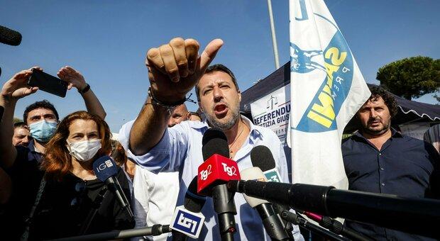 Salvini: «Una centrale nucleare in Lombardia? Nessun problema»