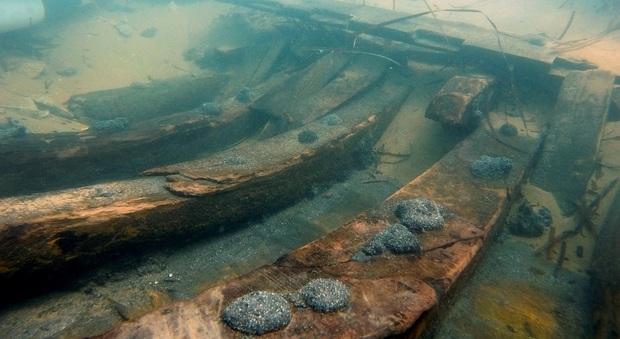 La ricerca friulana sul relitto di una nave di epoca bizantina nei mari della Sicilia- Foto UniUd
