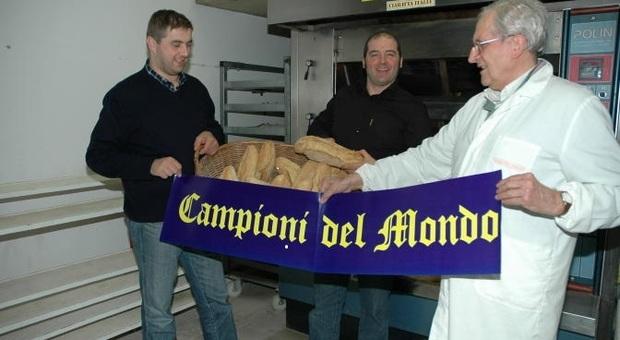 """Le Vie del pane celebrano l'inventore della """"Ciabatta"""""""