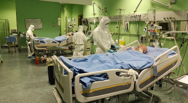 foto di repertorio, ospedale di Trecenta