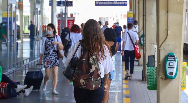 Chiusa per 3 giorni la stazione di santa Lucia a Venezia
