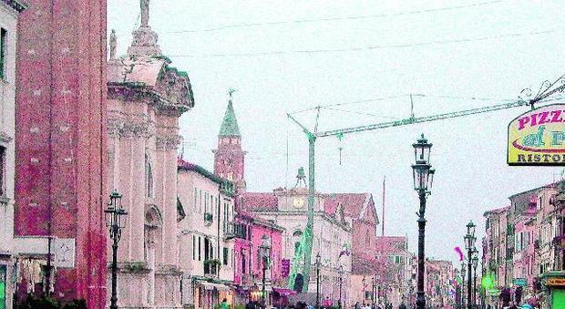 L'ALTRO VERSANTE CHIOGGIA Oggi e domani, anxche il centro insulare di Chioggia - Il Gazzettino