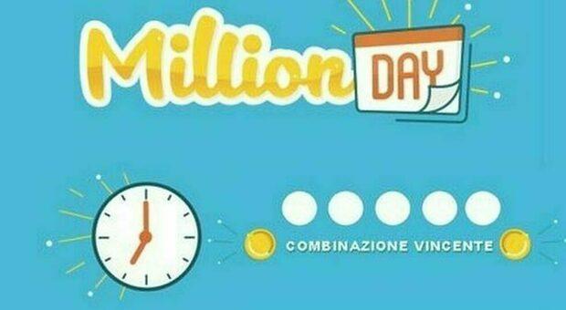 MillionDay, l'estrazione di oggi giovedì 14 ottobre: i numeri vincenti