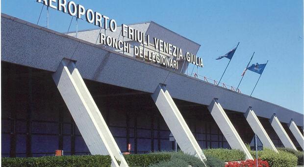 L'aeroporto del Fvg