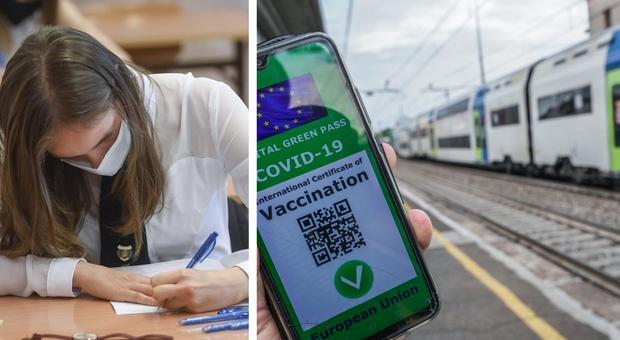 Green pass, decreto per scuola e trasporti slitta alla settimana prossima: «prima la riforma della giustizia»