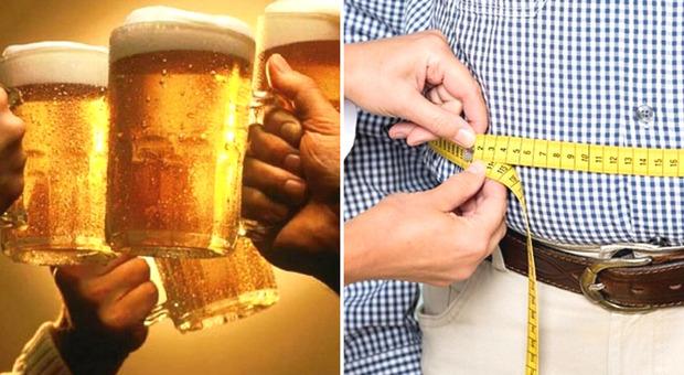 Pancia da birra? Spopola il gel per eliminarla. «Applicarla prima di andare a dormire»