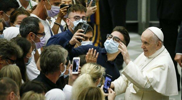 Papa Francesco: da 1 ottobre in Vaticano solo con Green Pass, ma non per seguire la messa