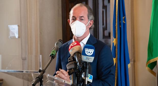 Coronavirus, lockdown in Veneto? Cosa ha detto Luca Zaia oggi