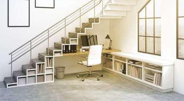 Arredare sottoscala e disimpegni come sfruttare al meglio for Programma per arredare la casa