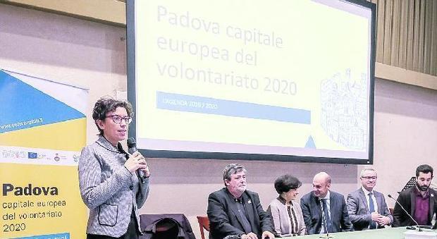 L'EVENTO PADOVA «Io non so se l'Italia ha veramente bisogno dell'uomo forte.