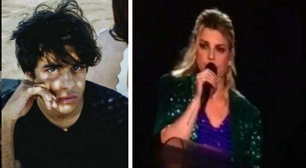 Michele Merlo, Emma e la dedica al concerto: «Sei nel mio cuore». La madre di Miki: «Sono sicura che ti ha sentito»