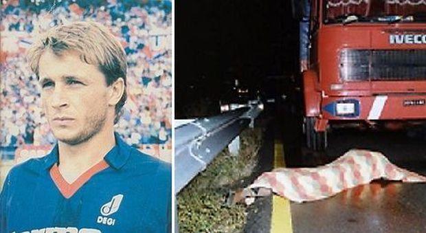 Denis Bergamini soffocato e coricato sotto al camion per simulare suicidio: la conferma delle perizie