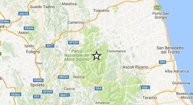 Terremoto, tre scosse ad Ascoli: la più forte di magnitudo 3.6 -Foto