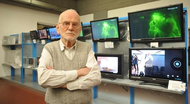 Carlo Vichi, morto il fondatore della Mivar, storica azienda italiana di televisori