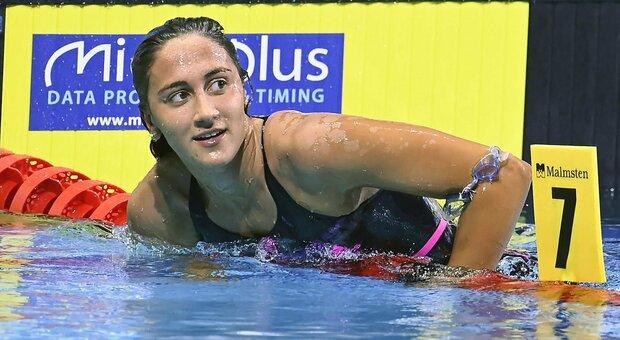 Europei Nuoto Budapest 2021, oro per Simona Quadarella: la romana si conferma regina degli 800 stile