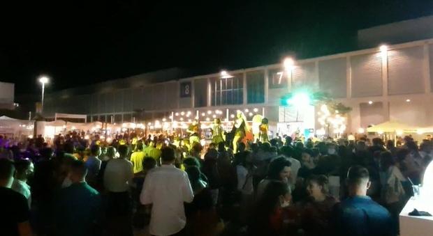 La serata di sabato scorso al Pride Village di Padova documentata in un video