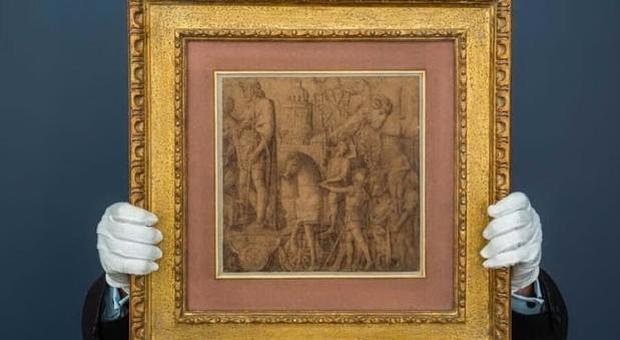 Trionfa l'arte italiana a New York: nuovi record mondiali per Mantegna e Tiepolo