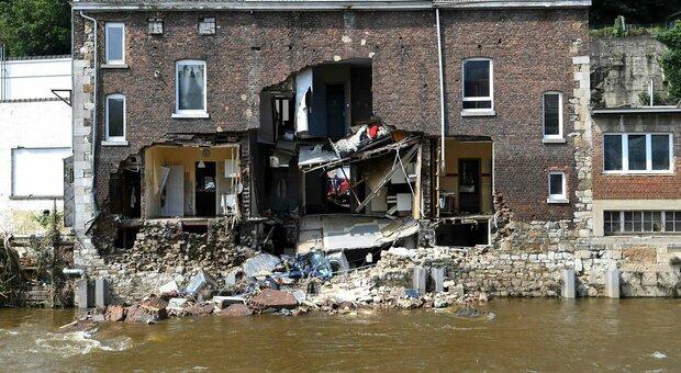 Belgio, torna l'incubo dell'alluvione: allarme meteo nel weekend