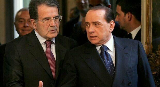 Prodi difende Berlusconi: «Perizia psichiatrica? Follia all italiana»
