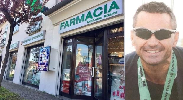 Ugo Mariani era titolare della Farmacia Adami a Campdarsego