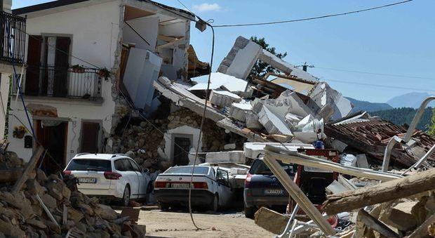 Terremoto: continuano le scosse in diverse aree del centro Italia