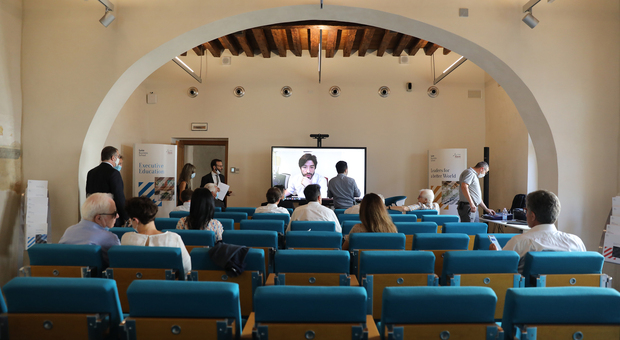 Oltre 200 partecipanti alla Business school di Belluno