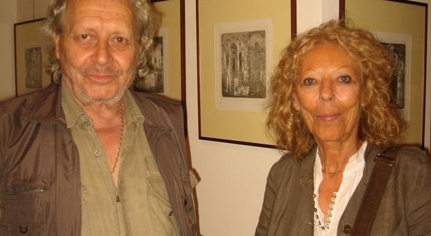 Galeazzo Viganò e Sandra Varagnolo