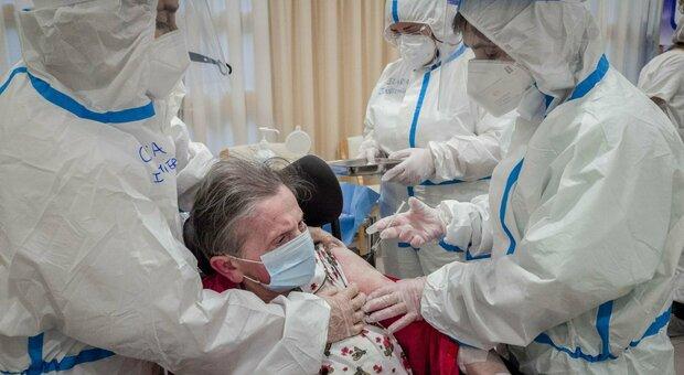 Riprendono le vaccinazioni nelle Rsa