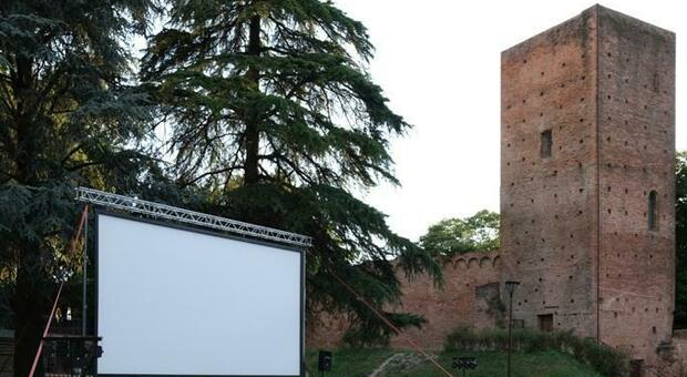 Una delle torri di Rovigo, città che compie 1.100 anni
