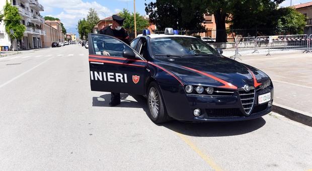 Carabinieri a Mogliano Veneto
