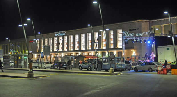 La stazione di Padova sempre trafficata anche la notte