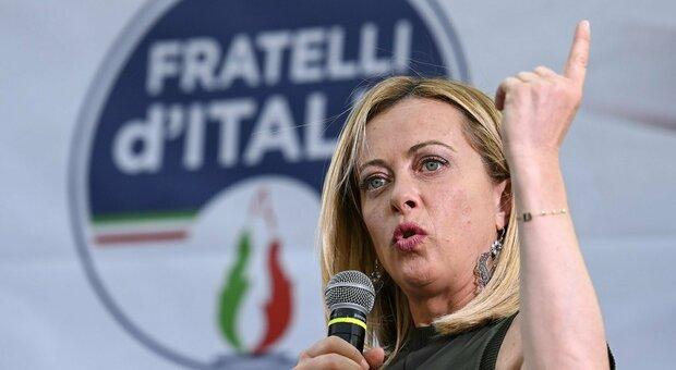 Green Pass, Giorgia Meloni: «Da Draghi parole di terrore, non di libertà»
