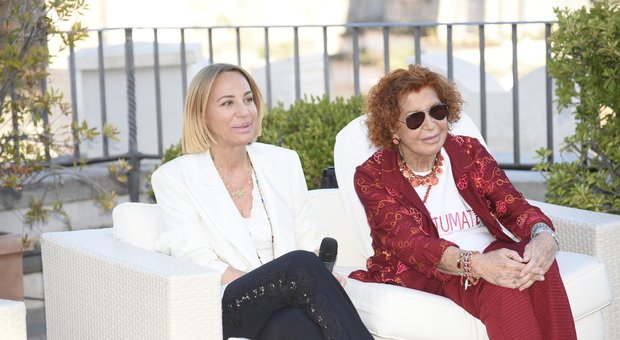 Marisa Padovan con la figlia Flavia