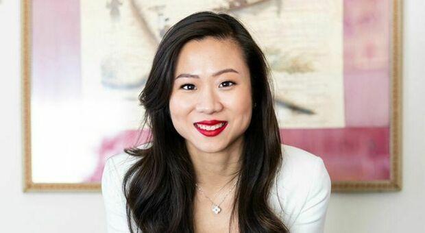 Giada Zhang, 26 anni, amministratrice unica di Mulan Group
