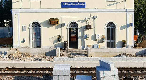 Treni da Montebelluna a Feltrre: da domani riattivata la linea