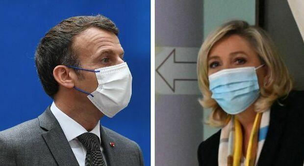 Elezioni in Francia, flop Le Pen, Macron giù. E la destra gollista punta a riconquistare l Eliseo