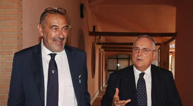 Lazio, il gruppo squadra si vaccina. Decisione sull'asse Zaia-Lotito