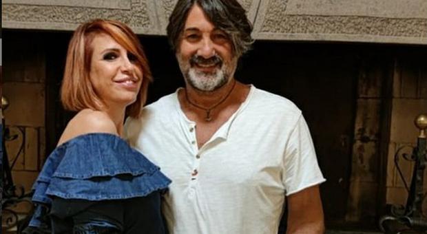 Luisa Monti e Salvio Calabretta (Instagram)