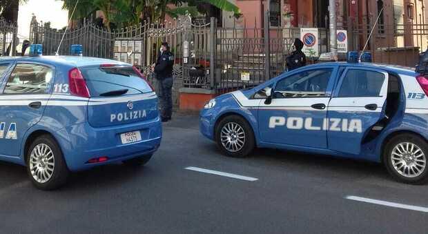 Polizia a Trieste