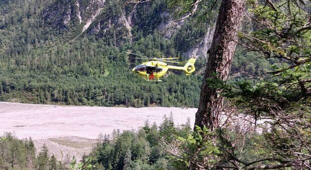 Scout precipita per 50 metri in montagna: incidente lungo un sentiero della Val Romana