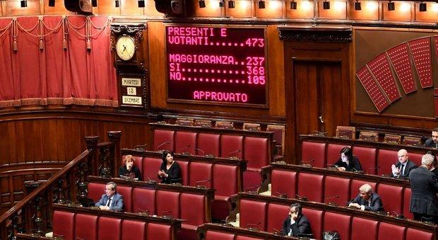 Gentiloni oggi la fiducia al senato ieri primo s alla for Leggi approvate oggi al senato